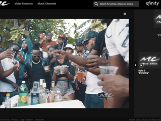 Stylo G Dumpling Video Now Playing on Music Choice VOD