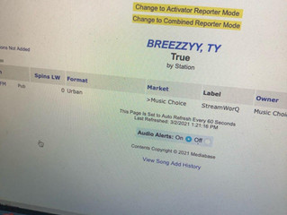 Ty Breezzyy - True Song & Video Added to Music Choice