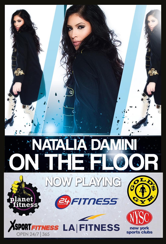 Natalia Damini in Top 10 Gyms for January 2017