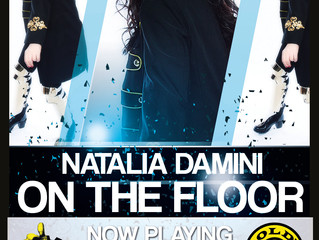 "Natalia Damini ""On The Floor"" Video in Top 10 Gyms Nationwide"