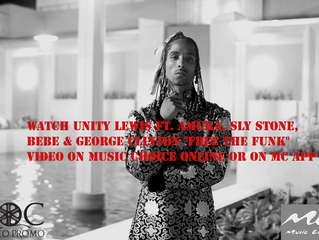 "Unity Lewis Ft. Amuka, Sly Stone, Bebe & George Clinton ""Free The Funk"" Video Now on M"