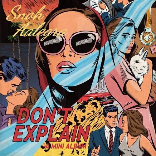 SNOH AALEGRA DON'T EXPLAIN - A mini album