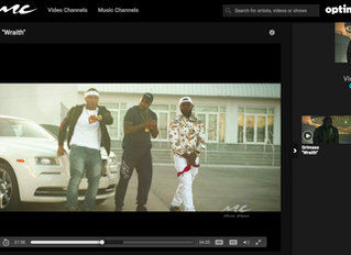 "Grimass Ft. Karnagebeats ""Wraith"" Music Video Now On Music Choice"