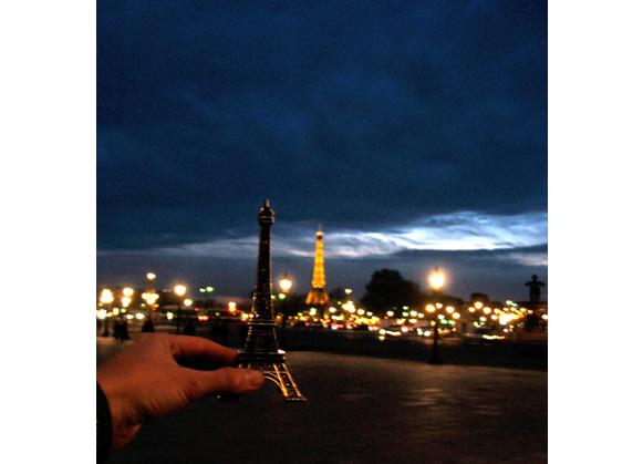 'Tour Eiffel' _ Paris