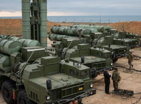 Turkey to test S-400 air defense system October 5-16, official correspondence reveals BCI CANADA