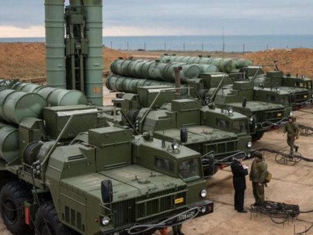 Turkey to test S-400 air defense system October 5-16, official correspondence reveals|BCI CANADA