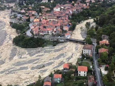 Αλπεις: Δύο νεκροί και δεκάδες αγνοούμενοι από καταστροφικές πλημμύρες|BCI GREECE