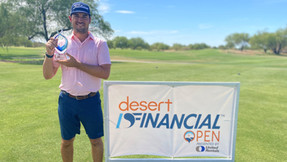 RYAN EMERY CARDS FINAL ROUND 68 TO TAKE HOME DESERT FINANCIAL OPEN WIN