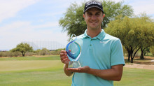ZACH SMITH SHOOTS FINAL ROUND 62 TO EARN SCOTTSALE AZ OPEN VICTORY