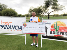 DESERT FINANCIAL CREDIT UNION AND SCOTTSDALE AZ OPEN TEAM UP TO BENEFIT PHOENIX CHILDREN'S HOSPITAL