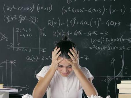 A dificuldade dos estudantes na resolução de problemas matemáticos
