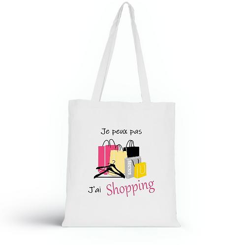 Totebag blanc en coton bio/sac en toile/Shopping/aperçu recto/mode éthique/dreamshirtfactory