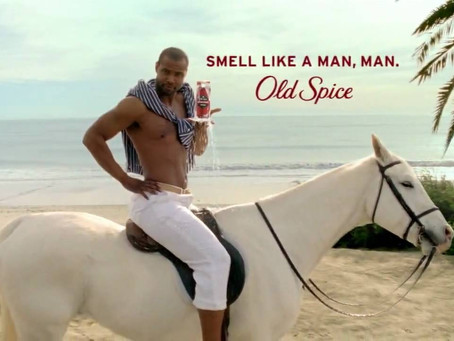 Adding a Voice to Your Brand, in the Literal Sense - Old Spice & Bouncer