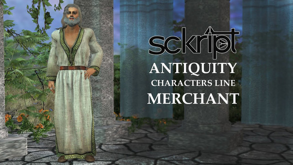 TTS generated Game Character
