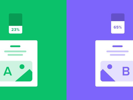 A/B Test? Why not A/Z?