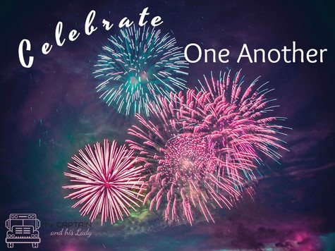 Celebrate One Another