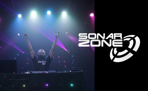 Sonar Zone logo