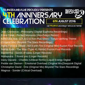 Sonar Zone TFUAE 4TH Year Celebratio