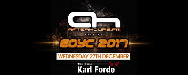 The Boss Karl Forde EOYC 2018 mIX