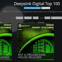 Deepsink Digital's Rischaad On Top 100 Beatport