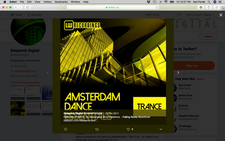 Dan Delaforce On Amsterdam Dance