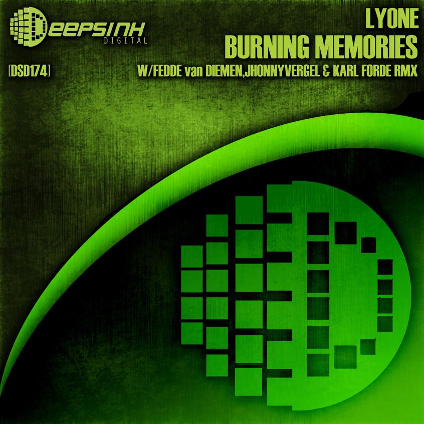LYONE-Burning Memories
