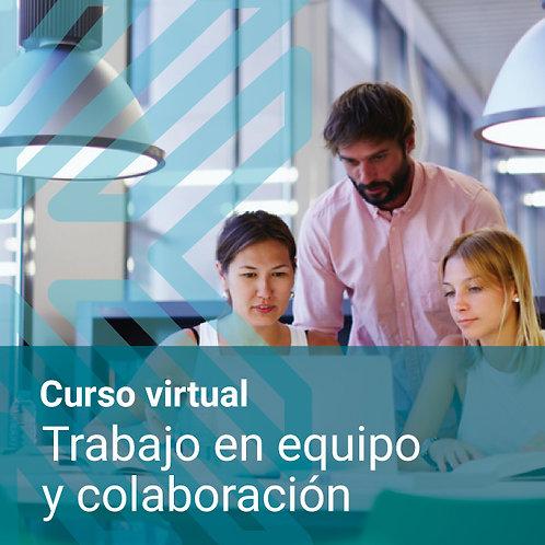 Curso virtual:Trabajo en equipo y colaboración