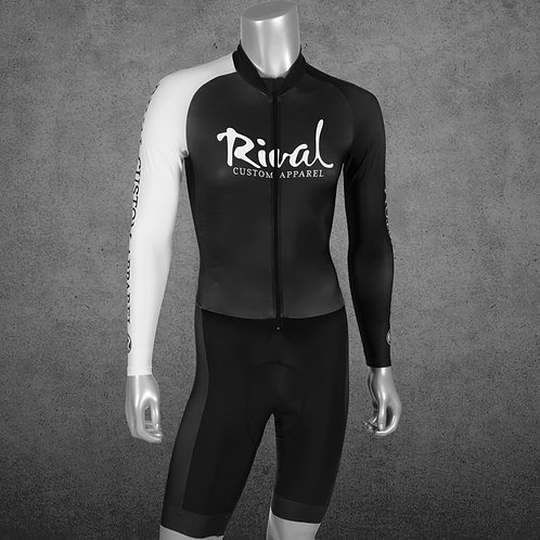 Men's Long Sleeve Skinsuit