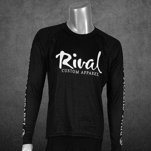 Men's Long Sleeve Running Shirt