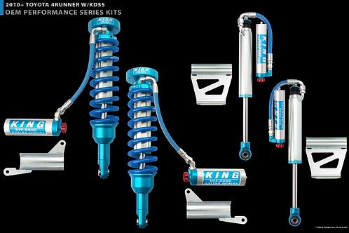 2010+4Runner(KDSS) King Shocks w/ Adjusters
