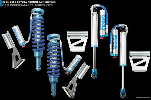 2003-2009 4Runner/FJ King Performance Series Shocks w/Adjusters