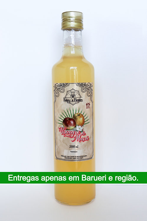 Vinagre de Maçã Honey n' Flowers - 500ml