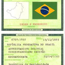 """Série """"Identidades Brasileiras"""""""