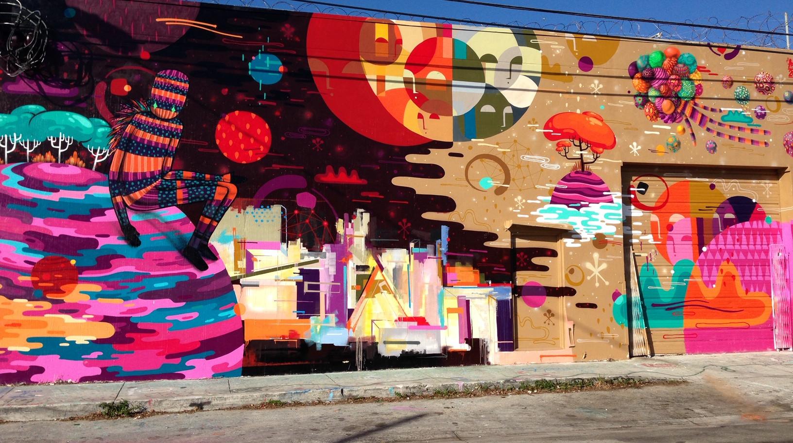 Wynwood | Miami, EUA