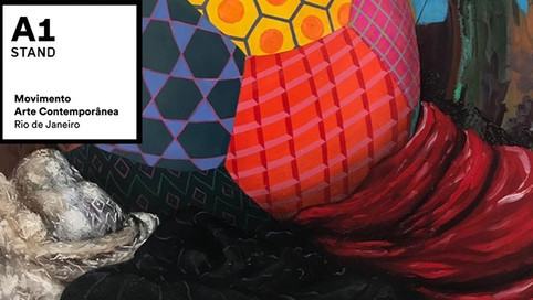 Movimento Gallery at SP Arte 2019