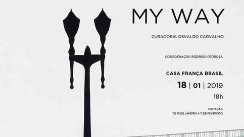 MY WAY | Casa França - Brasil