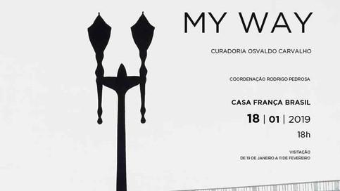 MY WAY   Casa França - Brasil