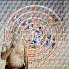 Autorretrato em espiral