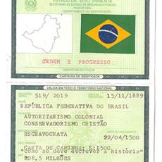 Brasis - Documentos de identidade I