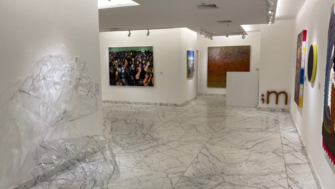 Movimento gallery inaugurates its new space