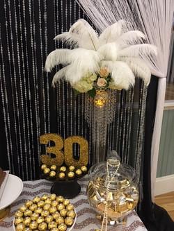 Great Gatsby 30th Birthday