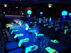 Night Club Themed B'Nai Mitzvah