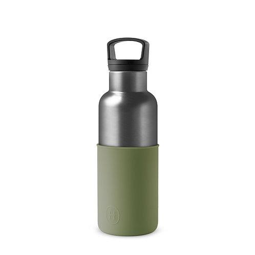 Gris Titanio - Verde Militar 480 mL
