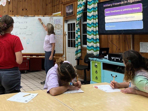 E-Nini-Hassee October 2020 Newsletter: School is in Session