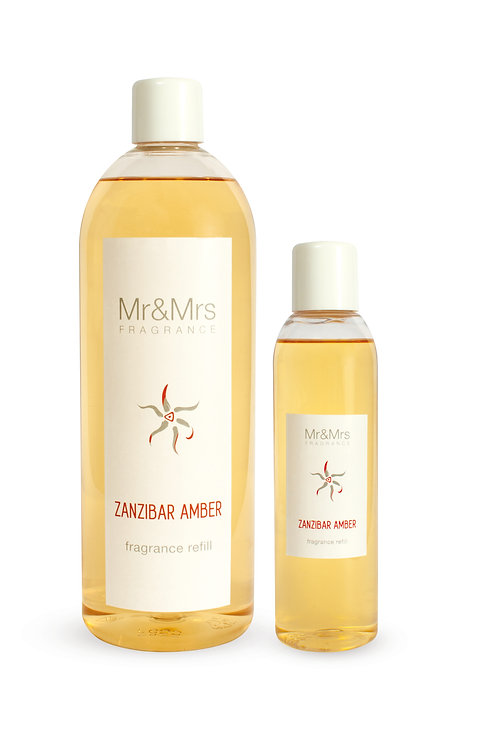 Сменный аромат 1000 мл BLANC ZANZIBAR AMBER (Амбра Занзибара)