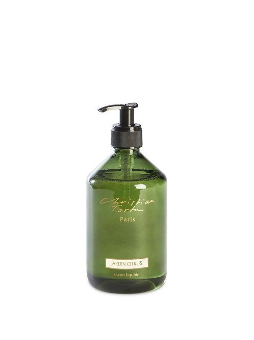 Жидкое мыло для рук и тела 500 мл Christian Tortu JARDIN CITRUS ЦИТРУСОВЫЕ САДЫ