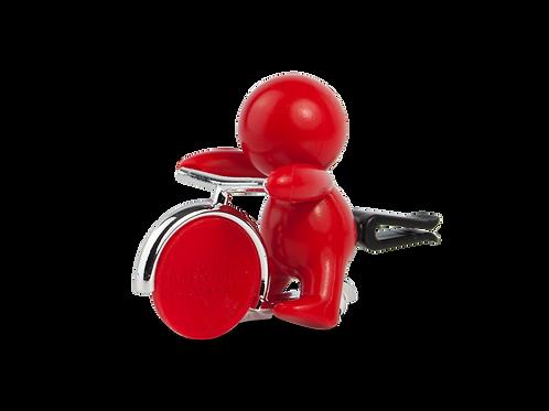 Ароматизатор для автомобиля GINO красный PEPPERMINT (Перечная мята)