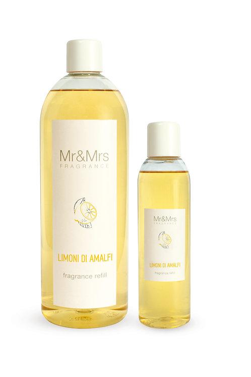 Сменный аромат 1000 мл  BLANC LIMONI DI AMALFI (Лимоны Амальфи)