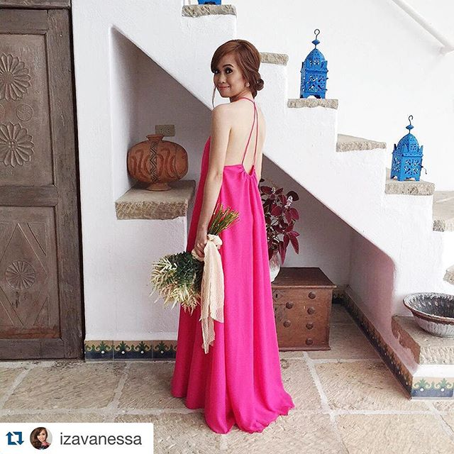 Congrats to a beautiful prenup pictorial session _izavanessa ! You looked so pretty!!! 😍 #repost fr