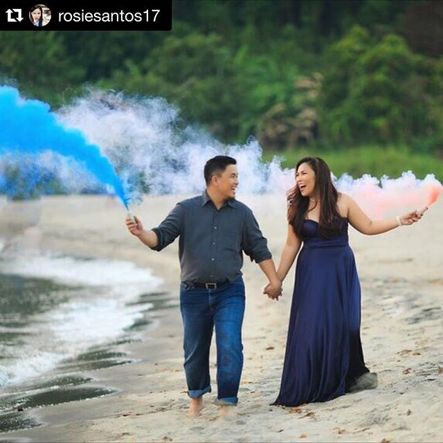 Oh how we love your prenup photos!! Thank you _rosiesantos17 for sharing your moments with us 💙 bri